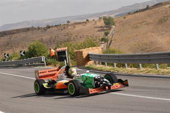 Carfì Giovanni Orazio ( Formula Master, Motor Team Nisseno #2), CAMPIONATO ITALIANO VELOCITÀ MONTAGNA