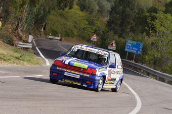 Donato Ennio ( Porto Cervo Racing Team , Renault 5 GTT #119), CAMPIONATO ITALIANO VELOCITÀ MONTAGNA