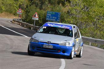 Megale Roberto ( Piloti per Passione, Peugeot 106#94), CAMPIONATO ITALIANO VELOCITÀ MONTAGNA