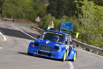 Orazio Fallico ( Fiat 126, Giarre Corse #37), CAMPIONATO ITALIANO VELOCITÀ MONTAGNA