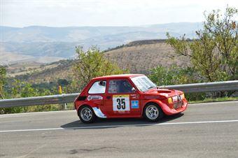 Giancani Gaspare ( Island Motorsport, Fiat 126 #35), CAMPIONATO ITALIANO VELOCITÀ MONTAGNA