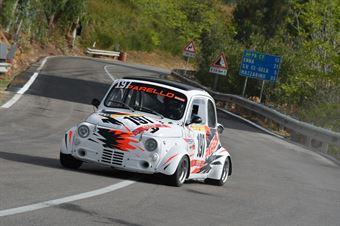Parello Luigi ( Fiat 500 #197), CAMPIONATO ITALIANO VELOCITÀ MONTAGNA