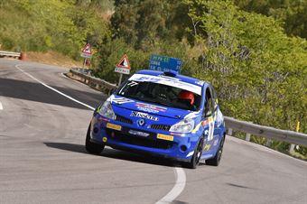 Calogero Lombardo ( Renault Clio #77), CAMPIONATO ITALIANO VELOCITÀ MONTAGNA
