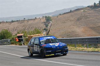 Corallo Giuseppe ( Peugeot 106 #134), CAMPIONATO ITALIANO VELOCITÀ MONTAGNA