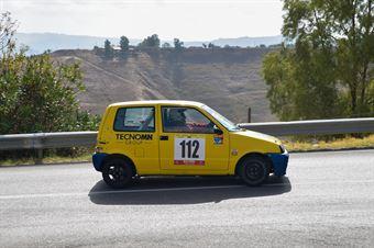 Gangemi Giuseppe ( Giarre Corse, Fiat Cinquecento #112), CAMPIONATO ITALIANO VELOCITÀ MONTAGNA