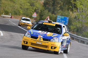 Miraglia Mario ( Ro Racing, Renault Clio #121), CAMPIONATO ITALIANO VELOCITÀ MONTAGNA