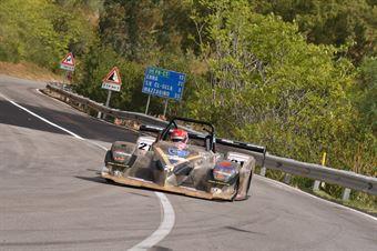Angelo Marino ( Speed Motor, Osella PA2000 #21), CAMPIONATO ITALIANO VELOCITÀ MONTAGNA