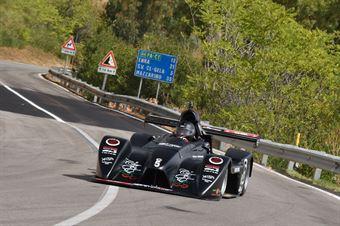 Orazio Maccarone ( Formula Gloria C7P, Giarre Corse #5), CAMPIONATO ITALIANO VELOCITÀ MONTAGNA