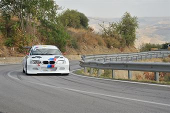 Bonforte Pellegrino Angelo ( BMW M3 #43), CAMPIONATO ITALIANO VELOCITÀ MONTAGNA