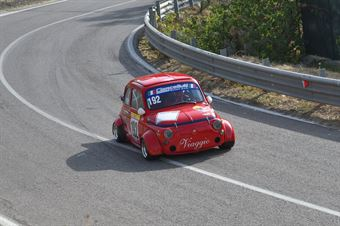 Giuseppe Viaggio ( Cubeda Corse, Fiat 500 #192), CAMPIONATO ITALIANO VELOCITÀ MONTAGNA