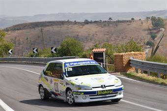 Mascarella Vincenzo (Caltanissetta Corse, Peugeot 106 #128), CAMPIONATO ITALIANO VELOCITÀ MONTAGNA