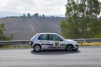 Alessandro Bondanza (Solferino Rally , Citroen Saxo VTS #181), CAMPIONATO ITALIANO VELOCITÀ MONTAGNA