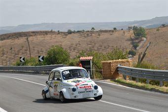 Calogero Carlino ( Fiat 500 #194), CAMPIONATO ITALIANO VELOCITÀ MONTAGNA
