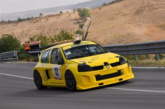 Castorina Cateno ( Giarre Corse, Renault Clio V6 #44), CAMPIONATO ITALIANO VELOCITÀ MONTAGNA