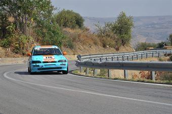 Scigliano Carlo ( Cosenza Corse, Ford Escort CSW #116), CAMPIONATO ITALIANO VELOCITÀ MONTAGNA