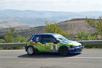 Borrelli Giuseppe ( Peugeot 106 #78), CAMPIONATO ITALIANO VELOCITÀ MONTAGNA
