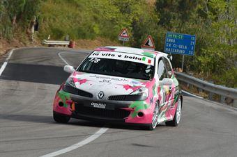 Paravazzini Bruno (Catania Corse, Renault Clio #178), CAMPIONATO ITALIANO VELOCITÀ MONTAGNA