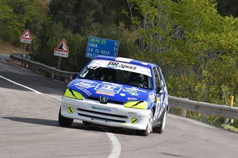 Arena Michele ( Caltanissetta Corse, Peugeot 106#127), CAMPIONATO ITALIANO VELOCITÀ MONTAGNA