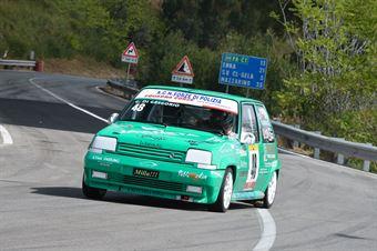 Di Gregorio Giuseppe ( Renault 5 GTT #48), CAMPIONATO ITALIANO VELOCITÀ MONTAGNA