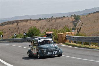Noto Giuseppe ( Street Racers , Fiat 500 #191), CAMPIONATO ITALIANO VELOCITÀ MONTAGNA