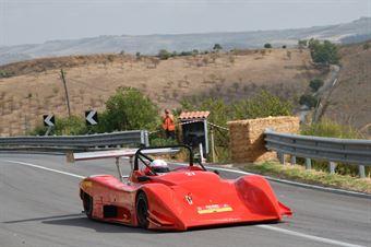 Santo Ferraro ( Motor Team Nisseno , Osella PA 20 S #27), CAMPIONATO ITALIANO VELOCITÀ MONTAGNA