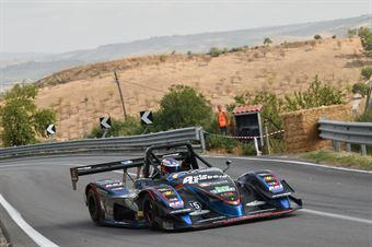 Achille Lombardi ( Vimotorsport, Osella PA2000 #15), CAMPIONATO ITALIANO VELOCITÀ MONTAGNA