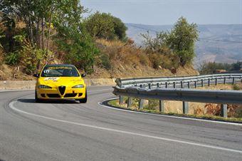 Sorbello Giuseppe ( Giarre Corse, Alfa 147 #177), CAMPIONATO ITALIANO VELOCITÀ MONTAGNA