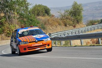 Ariti Federico ( Peugeot 106 #92), CAMPIONATO ITALIANO VELOCITÀ MONTAGNA