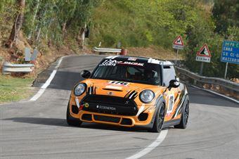 Angelo Loconte ( Epta Motorsport, Mini Cooper SD #176), CAMPIONATO ITALIANO VELOCITÀ MONTAGNA