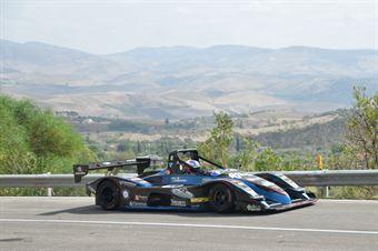 Achille Lombardi ( Osella PA 2000 , Vimotorsport #15), CAMPIONATO ITALIANO VELOCITÀ MONTAGNA