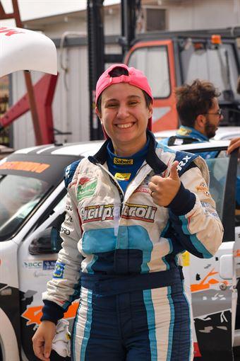 Santoro Simona Martina, CAMPIONATO ITALIANO VELOCITÀ MONTAGNA