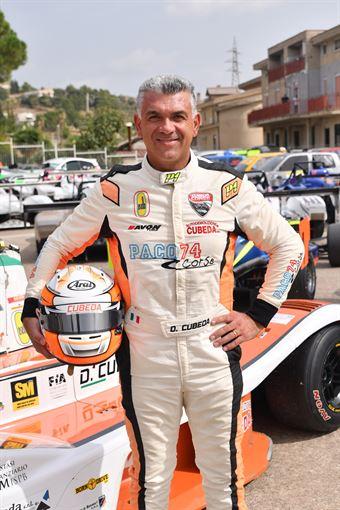 Domenico Cubeda, CAMPIONATO ITALIANO VELOCITÀ MONTAGNA