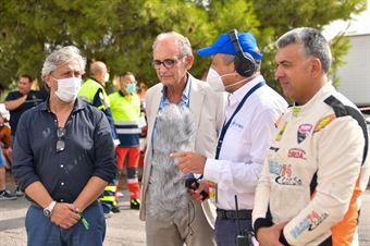 Intervista Autorità, CAMPIONATO ITALIANO VELOCITÀ MONTAGNA