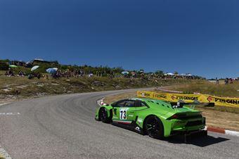 Lucio Peruggini (AB Motorsport, Lamborghini Huracan #73), CAMPIONATO ITALIANO VELOCITÀ MONTAGNA