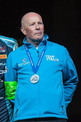 Florenzo Dalmeri, CAMPIONATO ITALIANO VELOCITÀ MONTAGNA