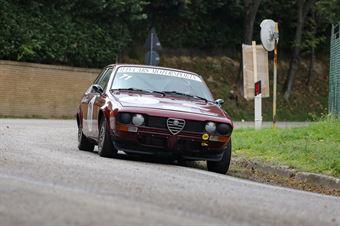 Alamo Mangiacarne (Alfa Romeo Gtv, #71), CAMPIONATO ITALIANO VEL. SALITA AUTO STORICHE