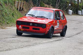 Iantorno Francesco (Gretaracing, VW Golf GTI Type 17 #72), CAMPIONATO ITALIANO VEL. SALITA AUTO STORICHE