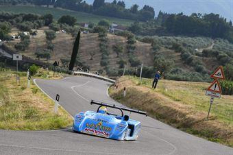 Piero Lottini (Osella PA9/90, Scuderia Bologna Squadra Corse, #2), CAMPIONATO ITALIANO VEL. SALITA AUTO STORICHE