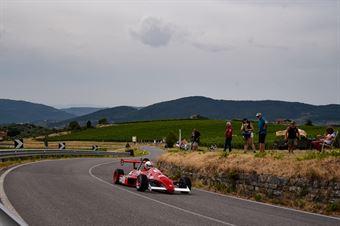 Maurizio Rossi (Formula Alfa Boxer, Scuderia Bologna Squadra Corse #19), CAMPIONATO ITALIANO VEL. SALITA AUTO STORICHE
