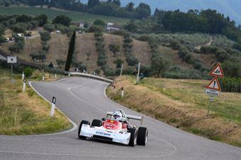 Girolamo Visconti ( CAssia Corse, Formula Renault Europe, #18), CAMPIONATO ITALIANO VEL. SALITA AUTO STORICHE