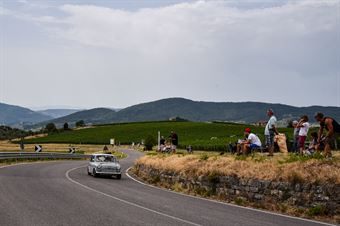 Alessandro Rinolfi (Morris Mini Cooper S, Scuderia Bologna Squadra Corse, #118), CAMPIONATO ITALIANO VEL. SALITA AUTO STORICHE