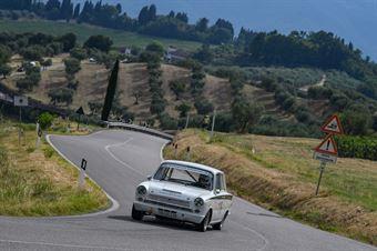 Canzian Valter ( Sc. Bologna Squadra Corse , Ford Cortina Lotus MK1 #116), CAMPIONATO ITALIANO VEL. SALITA AUTO STORICHE