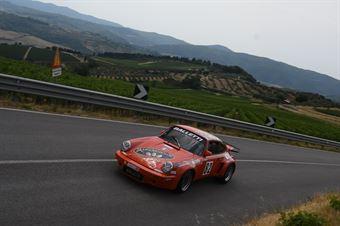 Giuliano Palmieri (Porsche Carrera RS, Scuderia Bologna Squadra Corse, #82), CAMPIONATO ITALIANO VEL. SALITA AUTO STORICHE