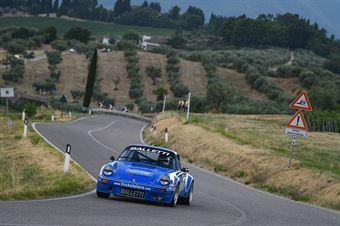 Umberto Pizzato (Porsche 911 Rsr, Palladio Historic, #85), CAMPIONATO ITALIANO VEL. SALITA AUTO STORICHE