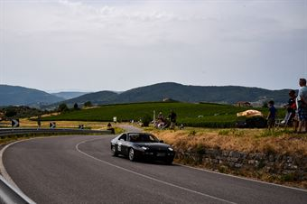 Alessandro Sengaglia (Porsche 928 S, Chimera Classic, #56), CAMPIONATO ITALIANO VEL. SALITA AUTO STORICHE