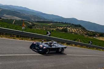 Tiberio Nocentini (Chevron B19, Team Italia,, #104), CAMPIONATO ITALIANO VEL. SALITA AUTO STORICHE