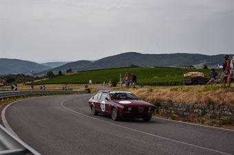 Alamo Mangiacarne (Alfa Romeo GTV, #73), CAMPIONATO ITALIANO VEL. SALITA AUTO STORICHE