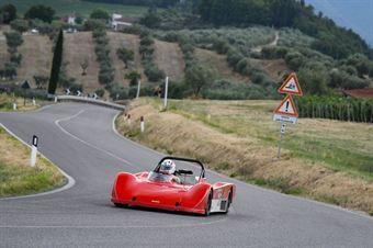 Gianluca De Camillis (Lola T590 #36), CAMPIONATO ITALIANO VEL. SALITA AUTO STORICHE