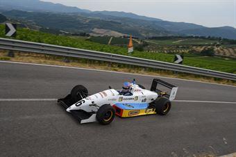 Matteo Aralla (Reynard 903 F3, Physio Fit Studio, #16), CAMPIONATO ITALIANO VEL. SALITA AUTO STORICHE