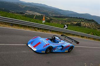 Filippo Caliceti (Osella PA 9/90, Scuderia Bologna Squadra Corse, #1), CAMPIONATO ITALIANO VEL. SALITA AUTO STORICHE